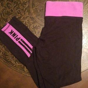 Pink legging